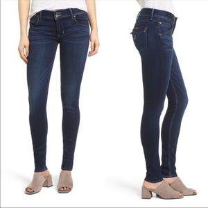 Hudson Collin Flap Dark Skinny Jean